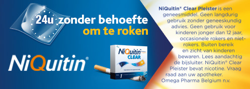 Niquitin | Farmaline.be