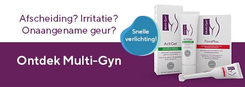 Multi-Gyn | Farmaline.be