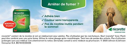 Nicorette  | Farmaline.be