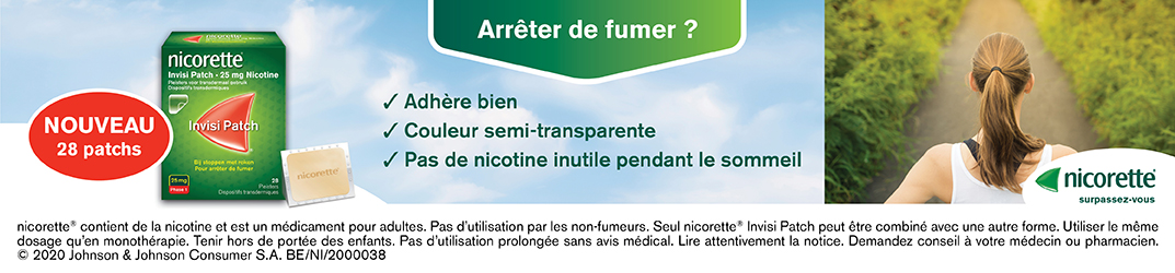 Nicorette | Farmaline.be