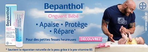 Bepanthol  | Farmaline.be