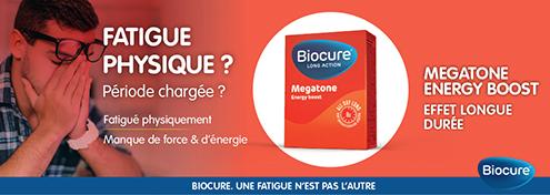 Biocure Mental Boost| Farmaline.be