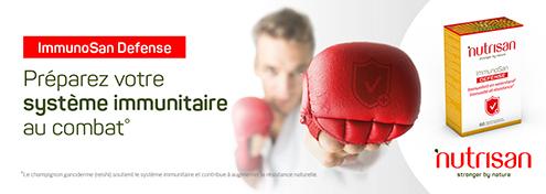 ImmunoSan Defense | Farmaline.be