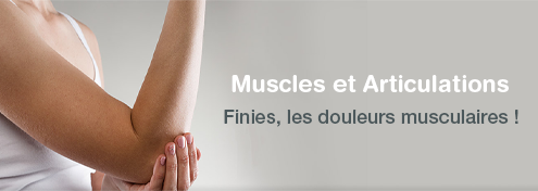 Muscles et Articulations | Farmaline.be