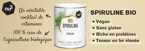 Bio Spiruline | Farmaline.be
