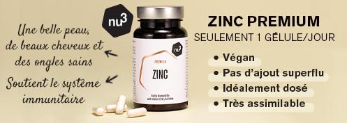 Nu3 ZInc   Farmaline.be