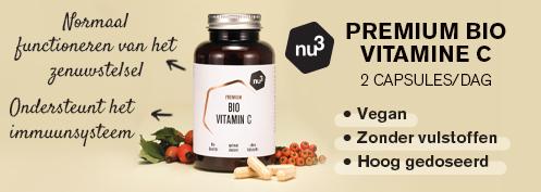 Nu3 Vitamine C | Farmaline.be