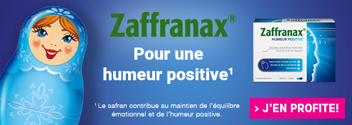 Zaffranax | Farmaline.be