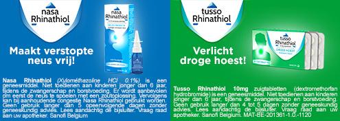 Rhinatiol | Farmaline.be