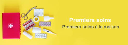 Premiers Soins & Soins À Domicile | Farmaline.be