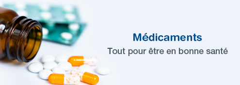 Médicaments | Farmaline.be