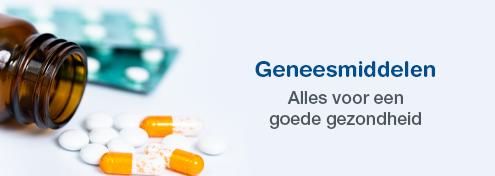 Geneesmiddelen | Farmaline.be