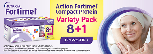 Nutricia Fortimel | Farmaline.be