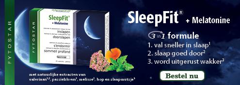 Fytostar Sleepfit | Farmaline.be