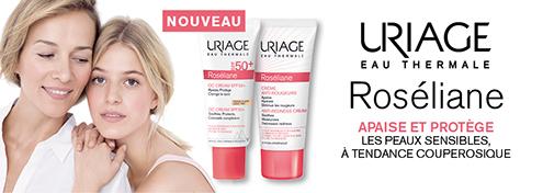 Uriage Roséliane | Farmaline.be