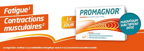Promagnor | Farmaline.be