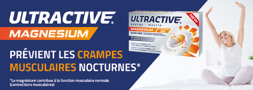 Ultractive Magnesium | Farmaline.be
