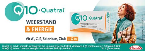 Q10-Quatral | Farmaline.be