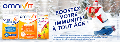 Omnivit | Farmaline.be