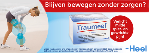 Traumeel | Farmaline.be
