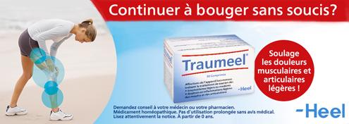 Traumeel | Farmaline.be