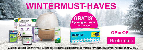 Wintermust-haves | Farmaline.be