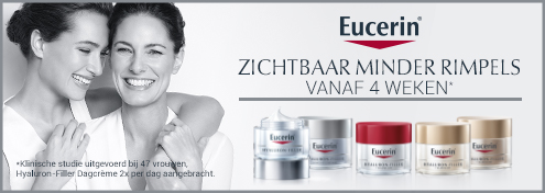 Eucerin Hyaluron-Filler Anti-Age | Farmaline.be