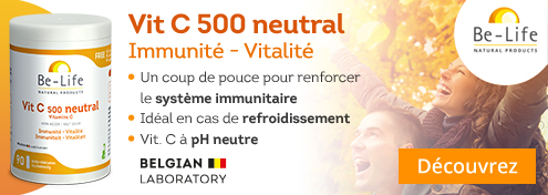 Vit C 500 neutral | Farmaline.be