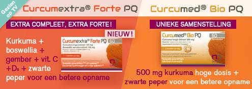 Curcumed Bio + Curcumextra Forte | Farmaline.be
