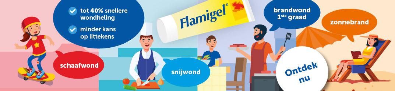 Flamigel | Farmaline.be