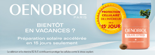 Oenobiol Solaire Express | Farmaline.be