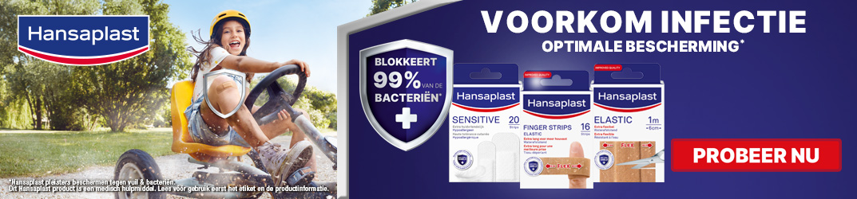 Hansaplast |Farmaline.be