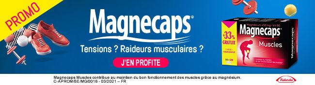 Magnecaps | Farmaline.be