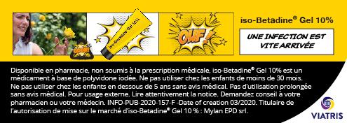 Iso-betadine | Farmaline.be