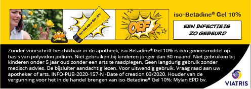Iso-betadine   Farmaline.be