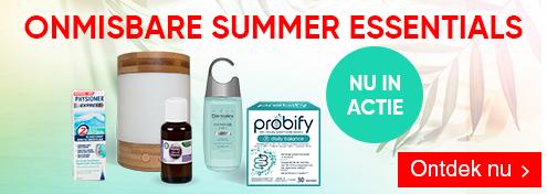 Summer essentials | Farmaline.be