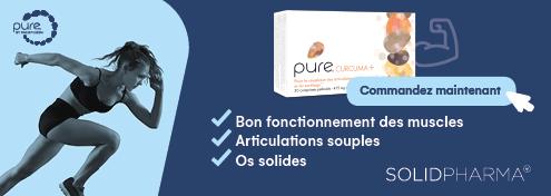Pure Curcuma   Farmaline.be