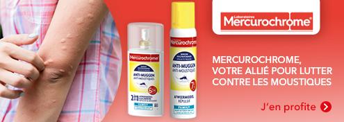 Mercurochrome | Farmaline.be
