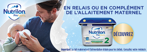 Nutrilon | Farmaline.be
