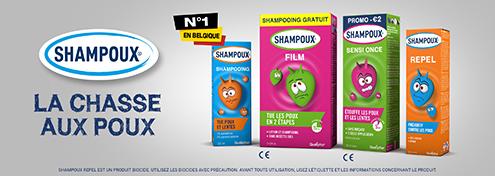 Shampoux | Farmaline.be