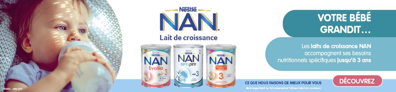 Nestlé NAN | Farmaline.be