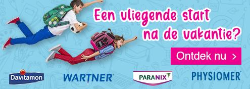 Back to School | Farmaline.be