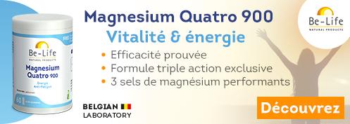 Magnesium Quatro 900 | Farmaline.be