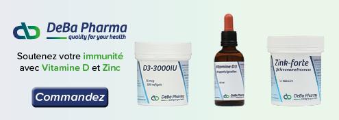Deba | Farmaline.be