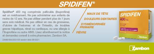 Spidifen | Farmaline.be
