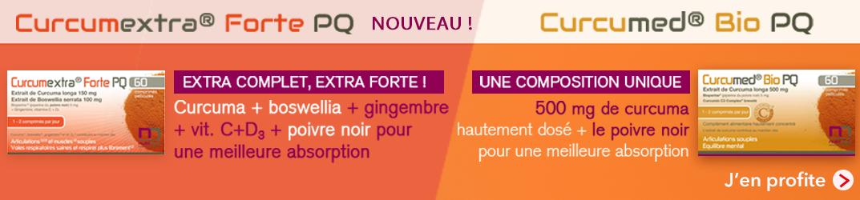Curcumed Bio + Curcumextra Forte   Farmaline.be
